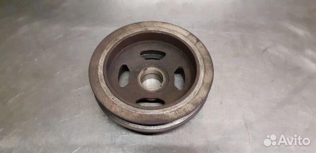 Шкив коленвала Nissan Maxima A32 VQ30DE 2003 89222902500 купить 2