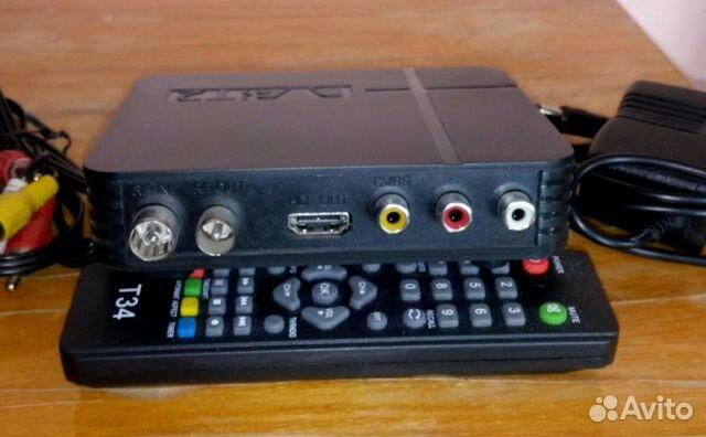 Цифровые телевизионные приставки  89635707756 купить 7