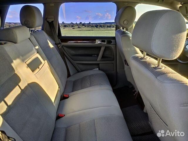 Volkswagen Touareg, 2005 купить 9