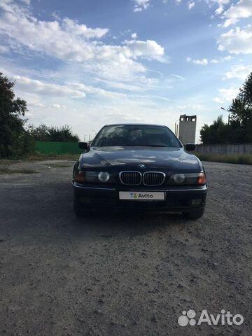 BMW 5 серия, 1999  89066572916 купить 1