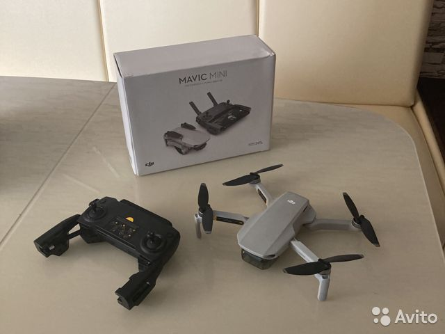 Квадрокоптер Mavic mini