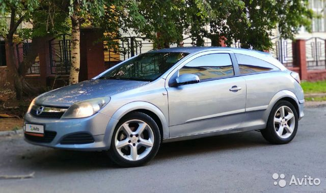 Opel Astra GTC, 2007  89625337853 купить 1