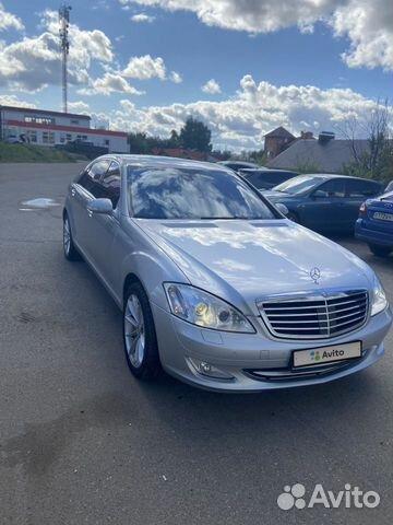 Mercedes-Benz S-класс, 2006  89587239519 купить 5