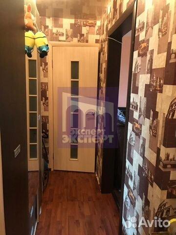 1-room apartment, 40 m2, 1/9 et.