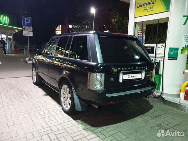 Land Rover Range Rover, 2007  89032883909 купить 2