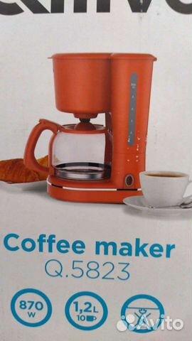 Капельная кофеварка  89954106838 купить 1