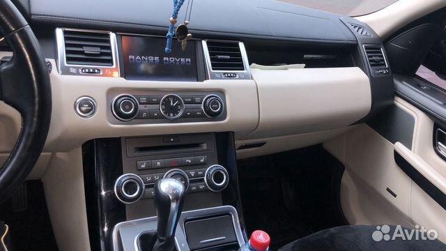 Land Rover Range Rover Sport, 2010  89188202275 купить 2