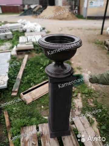 Купить вазоны из бетона в калуге фибра для бетона купить в казани