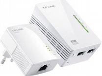 TP-link TL-WPA2220KIT PowerLine адаптер, Ethernet