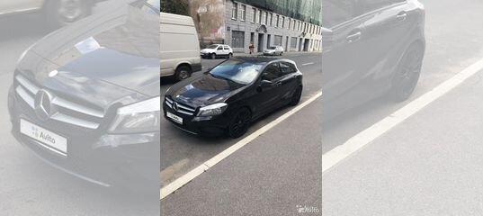 Mercedes-Benz A-класс, 2013