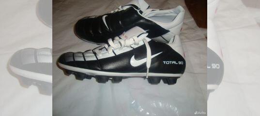 fd33e4b2576f Бутсы Nike Total 90 размер 43. Новые купить в Омской области на Avito —  Объявления на сайте Авито