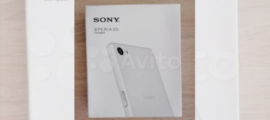 Телефон Sony Xperia Z5 compact купить в Санкт-Петербурге с доставкой | Бытовая электроника | Авито