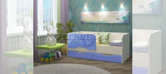 Кровать Дельфин №2 купить в Нижегородской области | Товары для дома и дачи | Авито