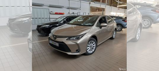 Toyota Corolla, 2020