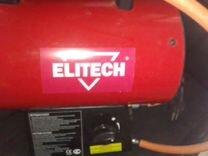 Газовая тепловая пушка elitech тп12Г