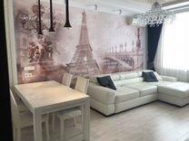 3-к. квартира, 80 м²,2/4 эт.