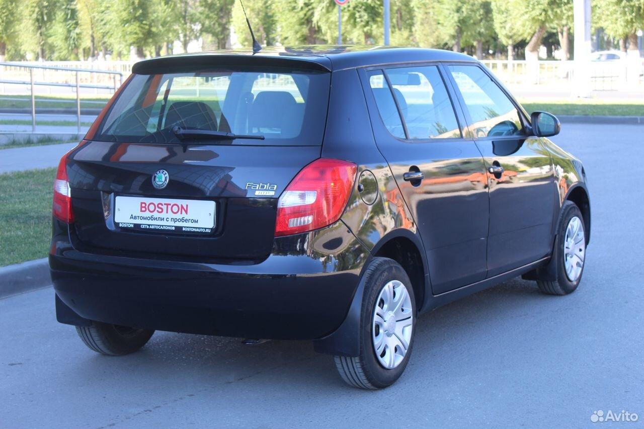 Skoda Fabia, 2009  89195434917 купить 9