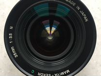 Mamiya - Sekor C 35mm 1:3,5 для Mamiya 645