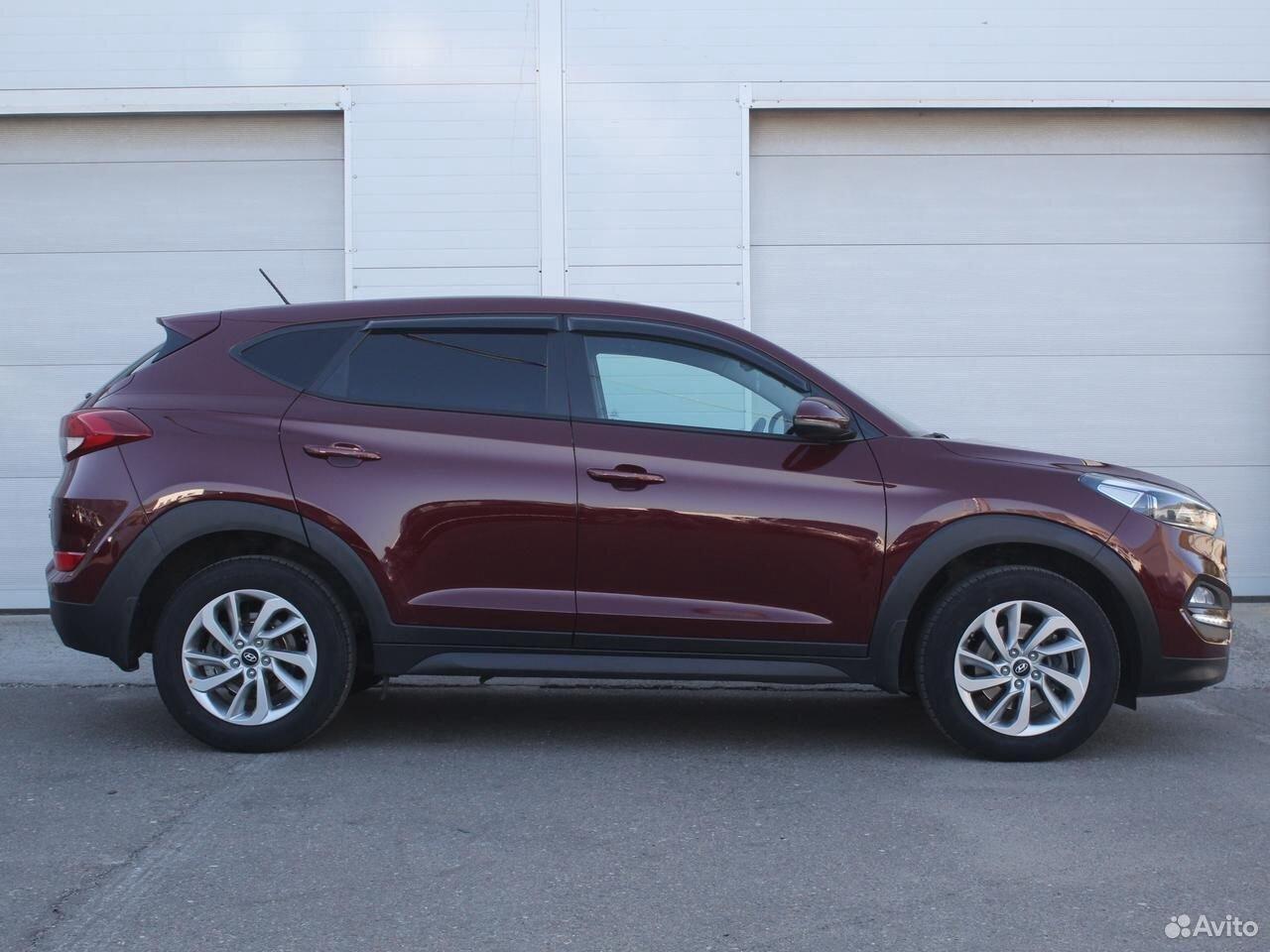 Hyundai Tucson, 2015  88612441252 купить 4