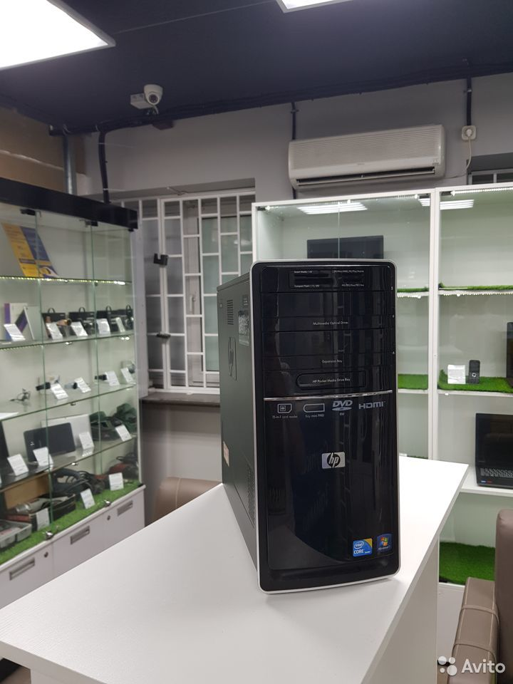 Системный блок на базе intel core 2 quard q8300 б  89625024646 купить 1