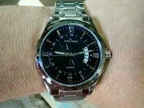 Часы мужские, кварцевые