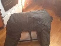 Одежда для крупной собаки (осень- зима), обувь