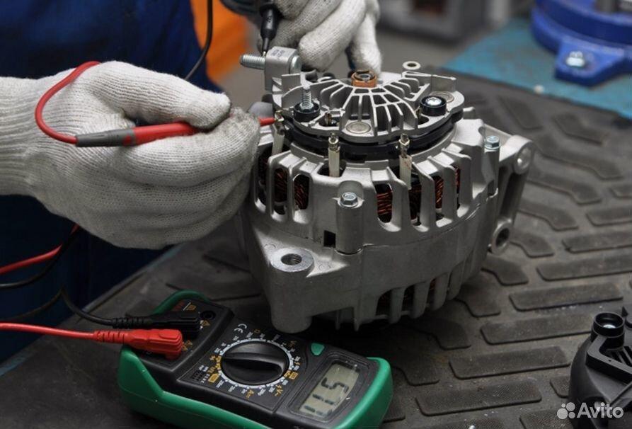 Ремонт электрооборудования автомобилей  89113882858 купить 1