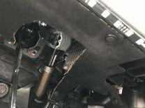 Блокиратор рулевого вала гарант Блок Люкс 058