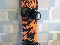 Сноуборд USD Pro Tiger