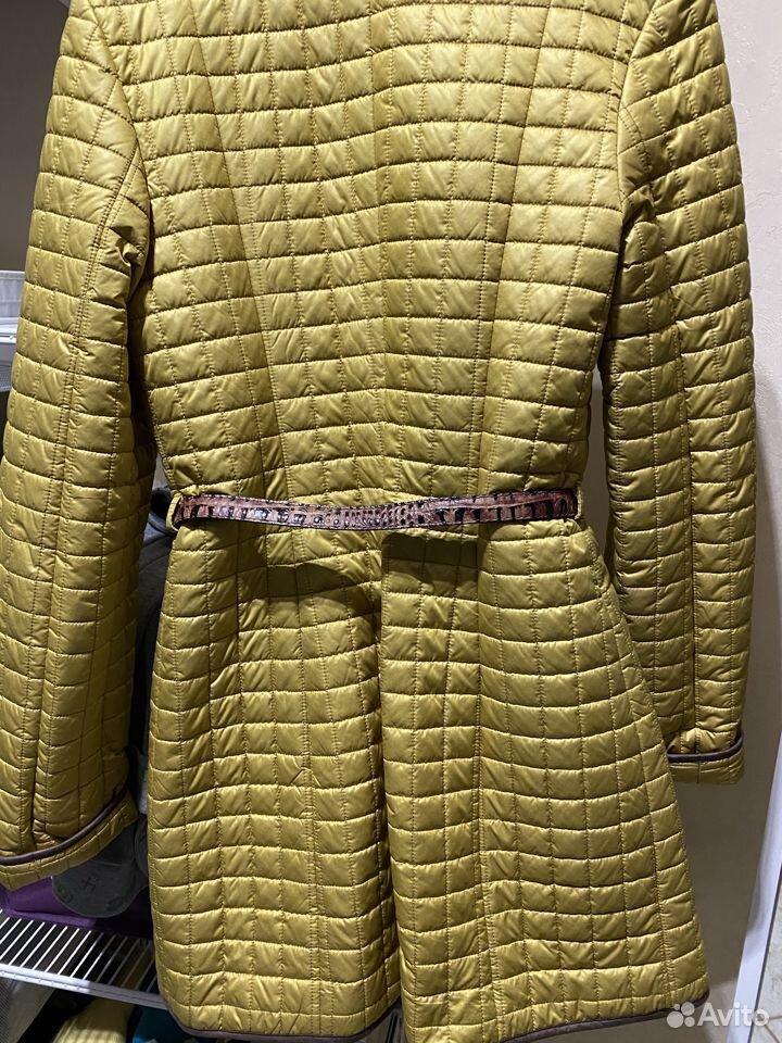 Пальто стеганое  89190105157 купить 1