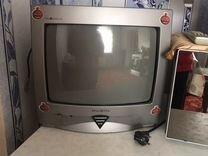 Маленький телевизор — Аудио и видео в Саратове