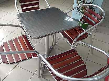 Столы и стулья бу