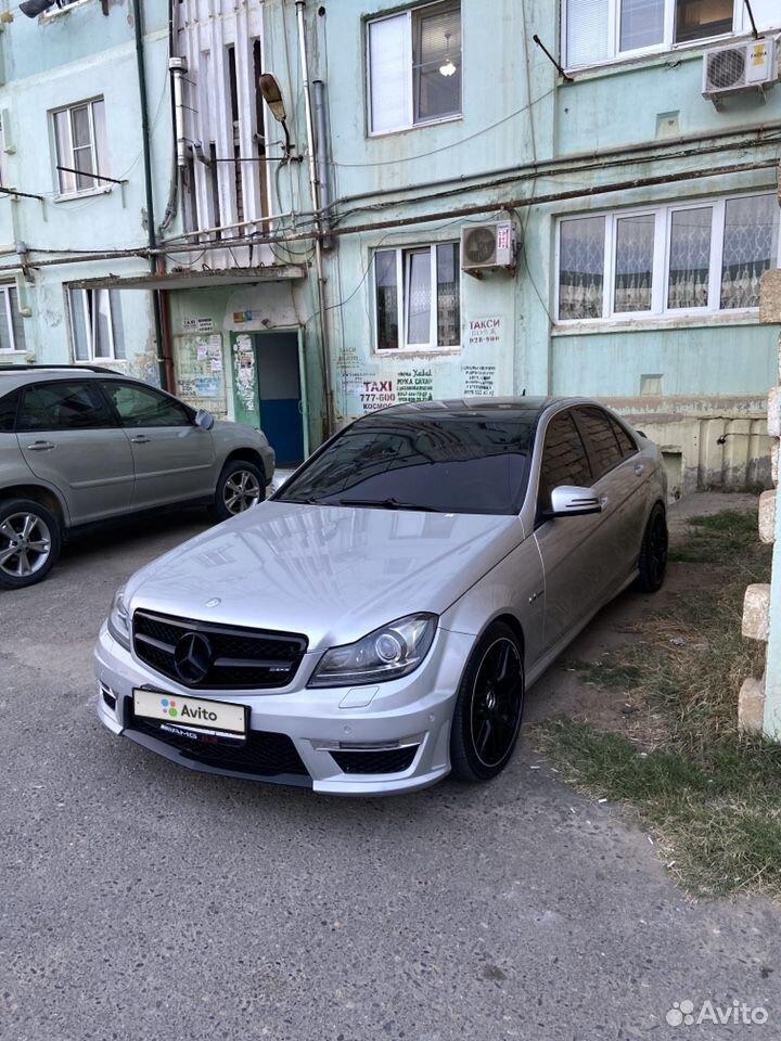 Mercedes-Benz C-класс, 2012  89640204116 купить 1