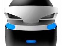 Новый шлем PS VR V2 для PS4 + PS камера V2 + игры
