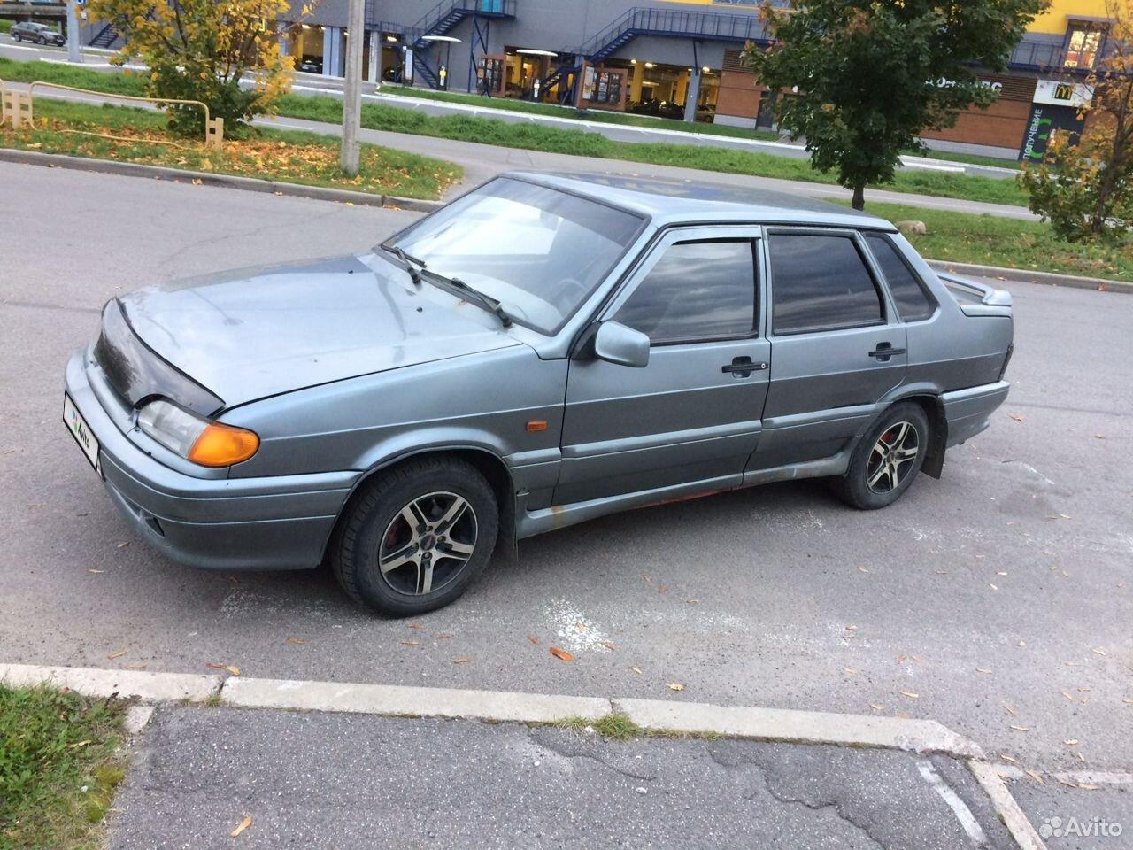 ВАЗ 2115 Samara, 2007  89062980789 купить 1