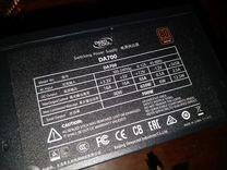 Блок питания DeepCool 700W 80+ bronze