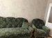 Диван б/у с 2-мя креслами