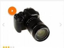 Фотоаппарат canon eos 1200 d 18-135mm