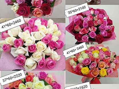 Шары с гелием, Цветы Букет 101 роза, доставка 24/7