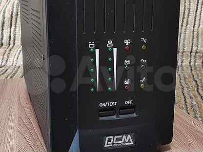 Ибп Powercom SKP-2000A