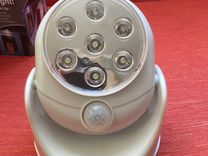 Светодиодный светильник с датчиком движения