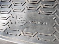 Коврик багажника на ниссан кашкай — Запчасти и аксессуары в Волгограде