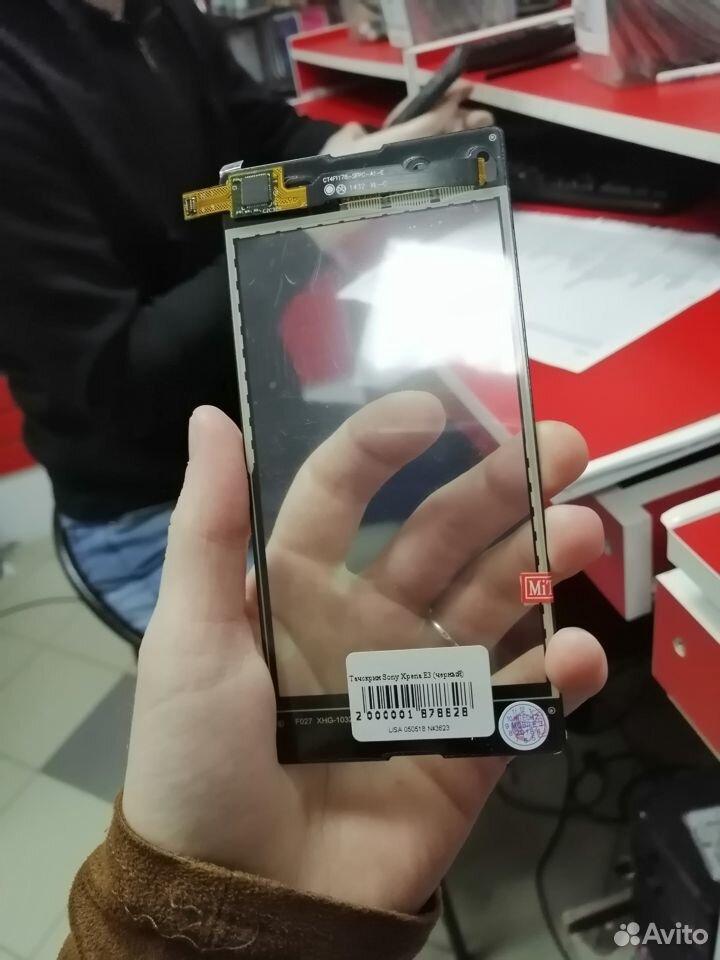 Touch Sony Xperia E3 (черный)  89003081353 купить 1