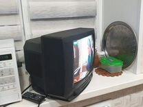 Продам телевизор Самсунг с приставкой цифрого тв — Аудио и видео в Твери
