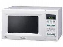 Микроволновая печь SAMSUNG на гарантии