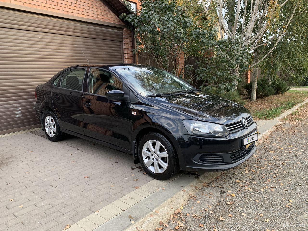 Volkswagen Polo, 2012  89181816138 купить 1