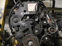 Двигатель Ford Fiesta/Fusion 1.4 дизель