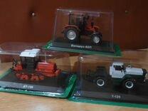 Комплект тракторов