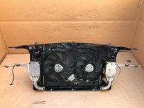 Audi A6 C7, A7 4G кассета радиаторов в сборе