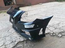 Бампер передний Mercedes SLK W172 R172 AMG SLK 172